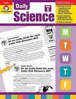 Daily Science, Grade 5 by Evan-Moor Educational Publishers (Paperback / softback, 2010)