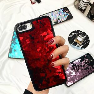 New Luquid Glitter Water Sparkle Case For iPhone 7 Plus s Plus Bling ... 005ab3dcd