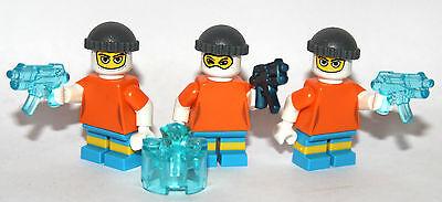 3 Congela/penguin Scagnozzi-lego Minifigures-custom Caratteri Gotham City- Risparmia Il 50-70%