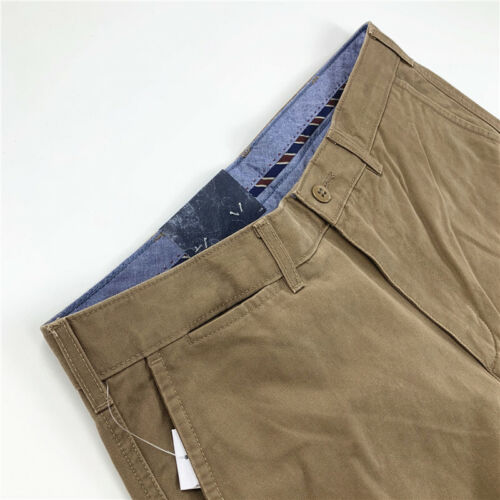 Cremieux Men's Madison Chino Pants Flat Front Trousers choose size and color