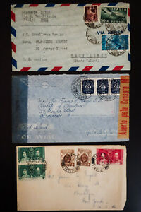 Worldwide Lot of Early Stamped Covers