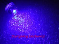 100pcs 5mm Straw Hat Led Blue Led Light Led Lamp