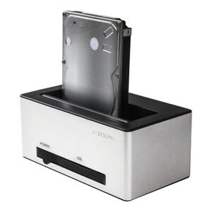 """Freecom HDD/SSD Dock for 2.5"""" and 3.5"""" SATA & IDE Hard Drives"""