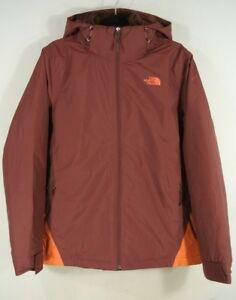 922749b0f615 NEW The North Face Women s Whestridge Triclimate Jacket in Burgundy ...