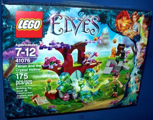 Baukästen & Konstruktion LEGO Bausteine & Bauzubehör Lego 41076 Elfen Farran And The Kristall Hohl Nisb Verpackt