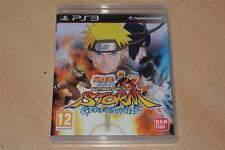 Naruto Shippuden Ultimate Ninja Storm Generación PS3 Playstation 3