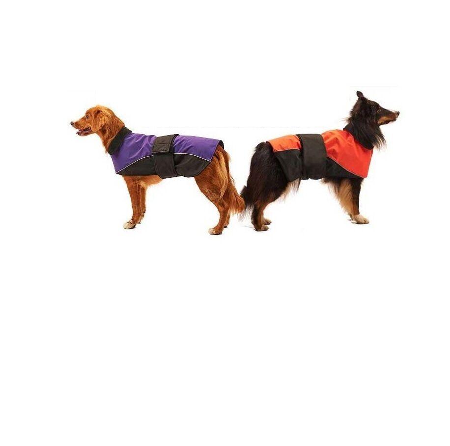Wasserfest Reflektierende Fell für Hunde - XS - XL - Polar Fleece Innen  | eine große Vielfalt