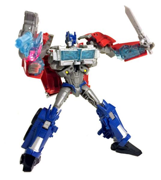 Transformers Prime Hasbro Rid Voyager Optimus Prime Loose En Quantité LimitéE
