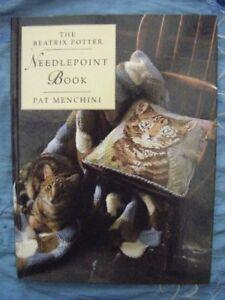 The-Beatrix-Potter-Needlepoint-Book-By-Pat-Menchini-9780723236634
