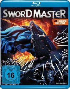 Master Sword (incl. 3d + 2d-versione) [Blu-Ray/Nuovo/Scatola Originale] Martial-Arts garibaldina, per il