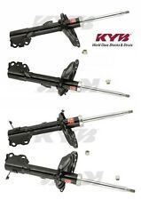 Lexus RX400h 2007-2008 AWD Front and Rear Suspension KIT Struts KYB Excel-G