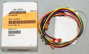 universal parts as 61706 10 wiring harness 455101 ebay. Black Bedroom Furniture Sets. Home Design Ideas