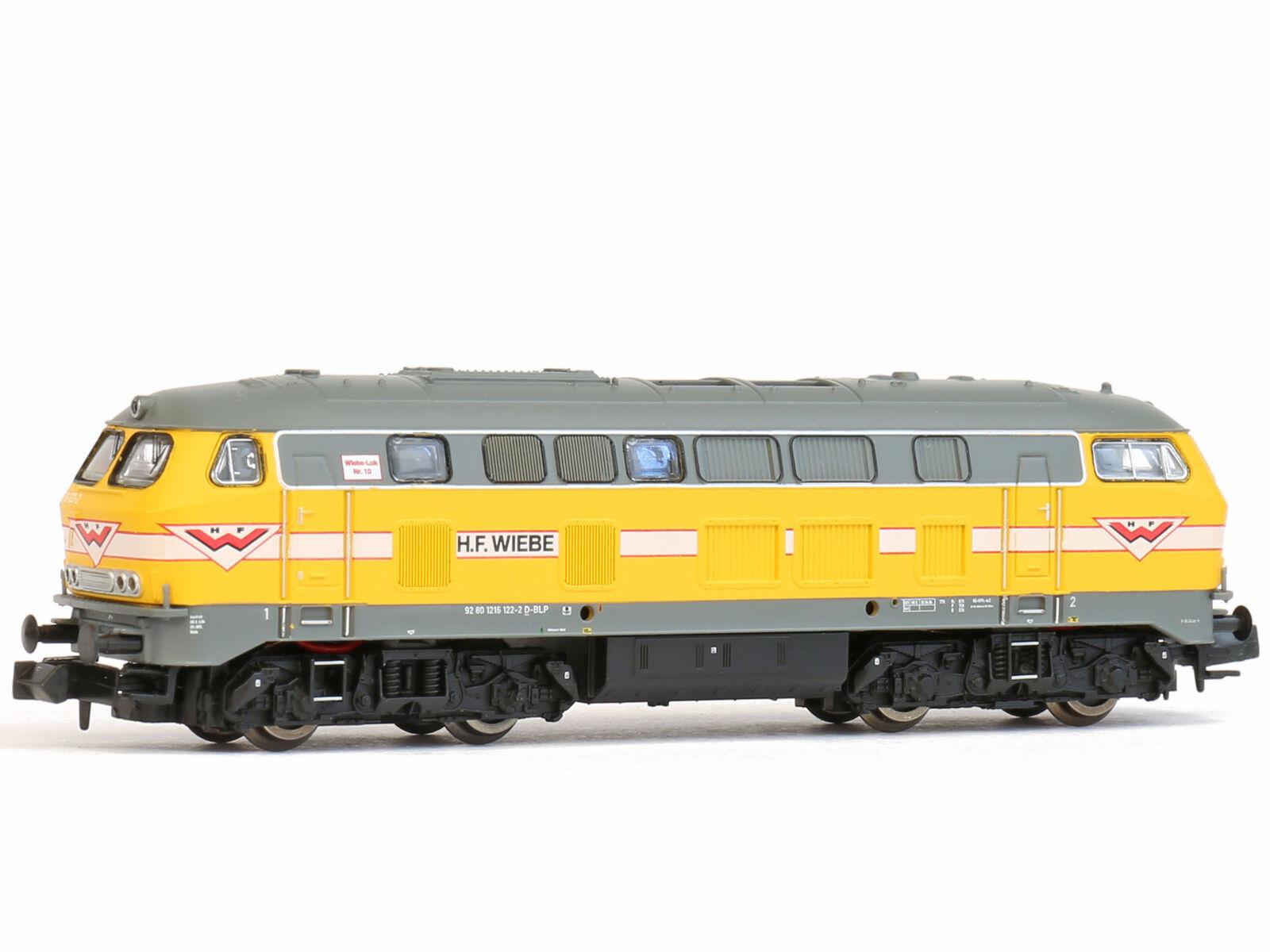 Brawa 61214 - Diesellok BR216 Wiebe Ep.V - Spur N - NEU