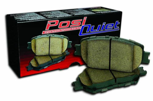 CHE068P Tahoe Escalade Yukon Front and Rear Brake Pads 08-15 F//R Posi-Quiet