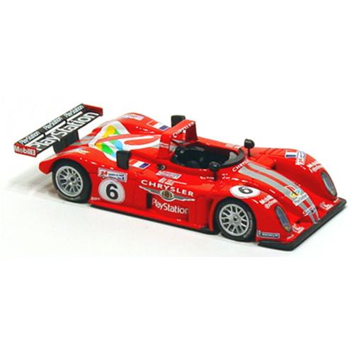 REYNARD MOPAR PLAYSTATION N.6 LM'00 Spark Model Auto Competizione Die Cast