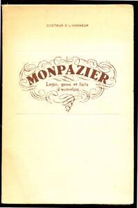 R-L-039-HONNEUR-MONPAZIER-LOGIS-GENS-ET-FAITS-D-039-AUTREFOIS