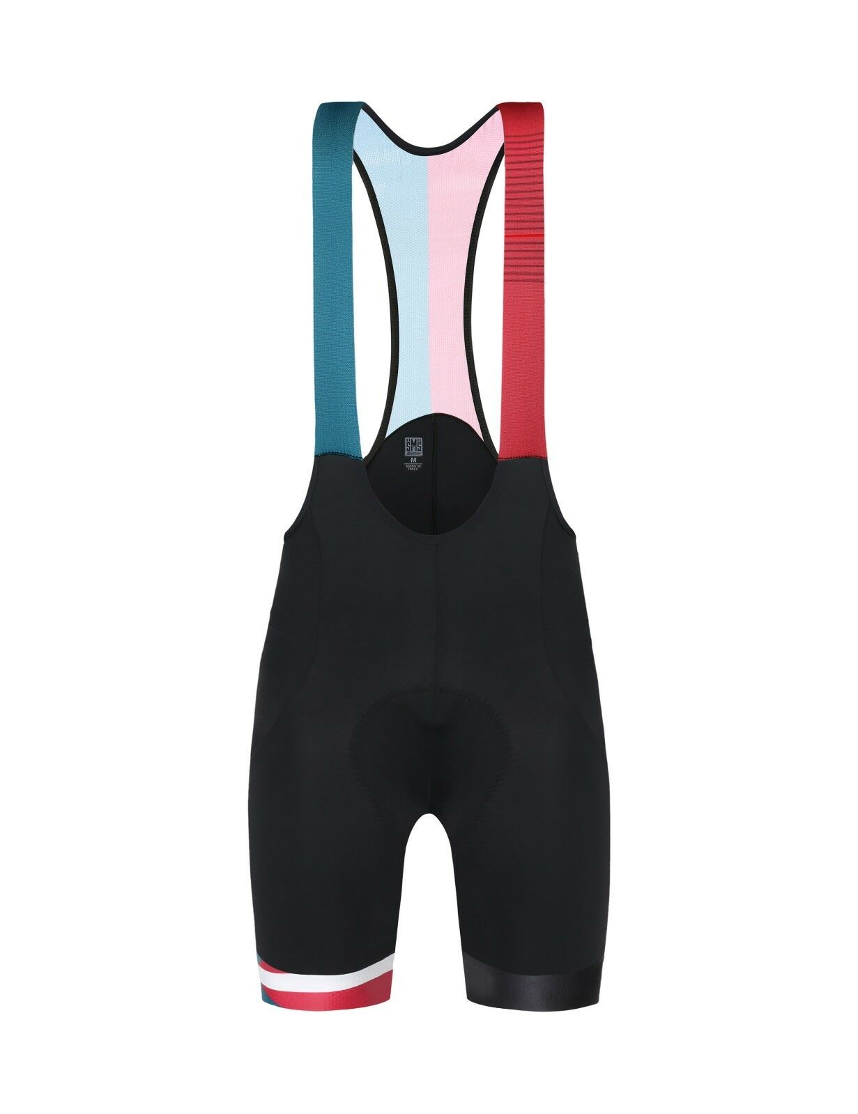2018 La Vuelta Pais Vasco   Euskadi CYCLING Bib Shorts - Made by Santini