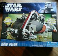Star Wars Republic Swamp Speeder vehicle