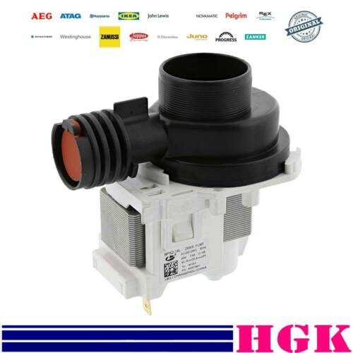 Original Ablaufpumpe Laugenpumpe Pumpe Spülmaschine Zanussi 140000738017