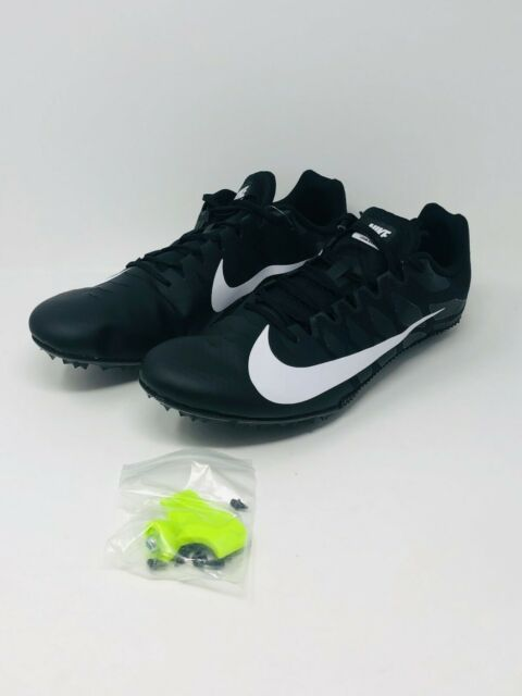 separation shoes bd27e 71b9d Nike Zoom Rival S 9 Sprint Track Shoes Spikes 907564 001 US Size Men 11