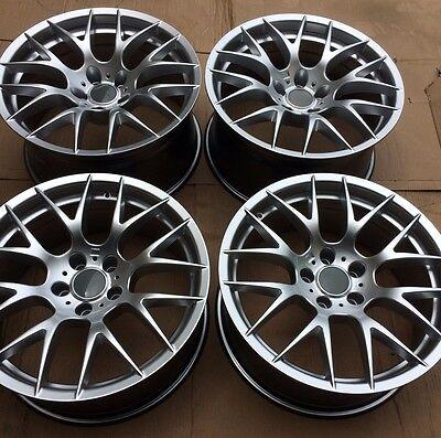 """SET OF FOUR 19"""" x8.5"""" 9.5"""" WHEELS RIMS for BMW 645i 650i 645Ci M5 M6 HYPER NEW"""