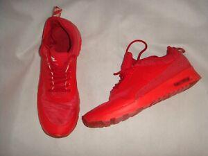 01 Nike Air Max Thea Bright Red