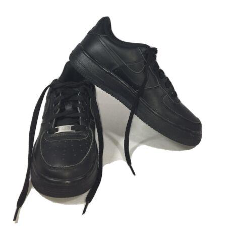 Black Nike Air Force 1 Men Size 5.5