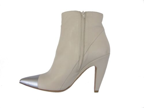 Ice Femme Tronchetto Louvre Vic White Bottines Matie O1q4w1z