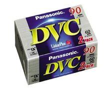 4 X VUOTO DVC MiniDV DIGITAL VIDEO CASSETTE lp90 sp60 videocamera registrazione Nastri