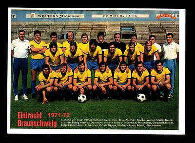 Eintracht Frankfurt Mannschaftskarte 1963-64