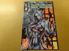 COMIC WILDSTORM JUNIOR PRESS / DIVINE RIGHT N° 4