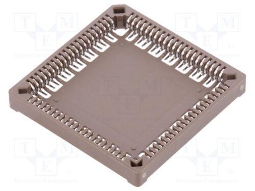88; phosphor bronze; tinned; 1A PLCC; PIN 2 pcs Socket