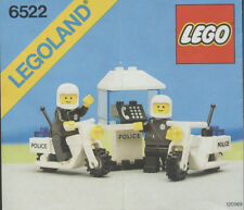 NEW Lego Classic Town 6522 Highway Patrol LEGOLAND Sealed Police 1987'