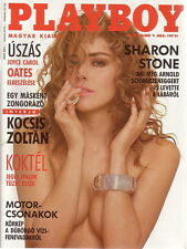 Playboy Hungary / Ungarn 1990/07 - Sharon Stone - Eloise Broady -Janet Hightower