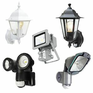 Ukenergy saving security light lamp lantern outdoor motion sensor image is loading uk energy saving security light lamp lantern outdoor mozeypictures Image collections