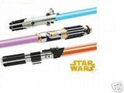 Build Your Own Star Wars Lightsaber! 2 sets of plans! Sent via MailBigFile