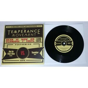The-Temperance-Movement-034-Up-In-The-Sky-Tender-034-RSD-7-034-Vinyl-Oasis-Blur