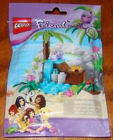 Lego Friends Turtle's Little Paradise 41041 Series 4 - Factory Sealed