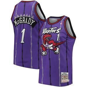 7d1118c2ab25 Tracy McGrady 1998-99 Jersey Toronto Raptors NBA Basketball Small ...