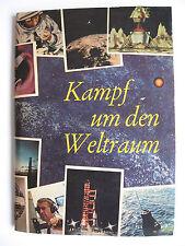 """Heinerle Sammelbilderalbum """"Kampf um den Weltraum"""", 1967, 190 Bilder, komplett"""