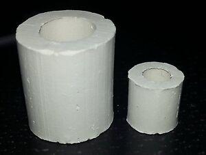 Tubo XXL, Tubos de cerámica Material filtrante Tubos de filtro 3 litros