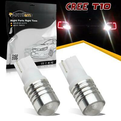 Partsam Cree High Power White 921 912 Reverse Backup Lamps Compatible with Ford Mustang 2005 2006 2007 2008 2009 2010 2011 2012