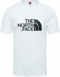 THE-NORTH-FACE-TNF-Easy-T92TX3FN4-Coton-T-Shirt-Manches-Courtes-pour-Hommes