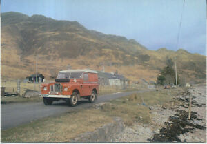 Royal-Mail-Postcard-with-a-Land-Rover-in-Arnisdale
