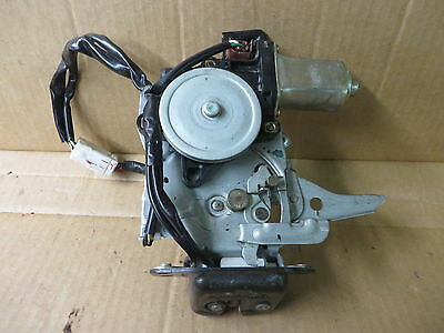 NISSAN QUEST 05 2005 HATCH LATCH MOTOR OE | eBay