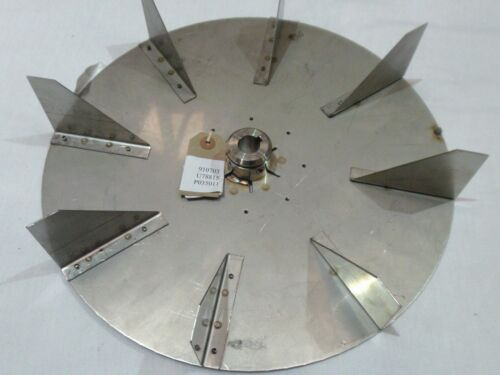 TOM Chandley TC 910703 FORNO impellor tipo TC560405 375mm di diametro