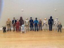 Vintage Star Wars Bespin Lot Empire Strikes Back Vader Leia Luke Yoda Han