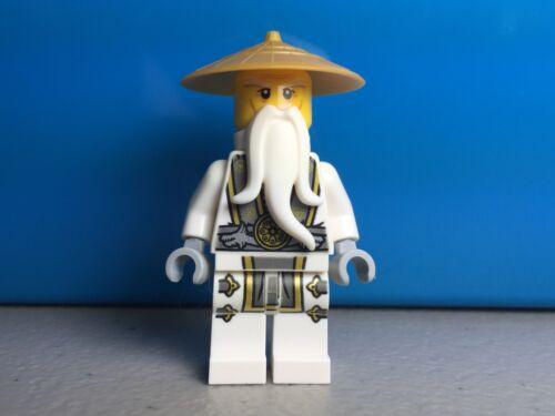 LEGO Ninjago Master Sensei Wu Ninja Dragon Minifigure NEW 2015 70734