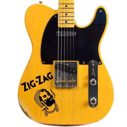 Zag Vinyl Transfer Decal Zig