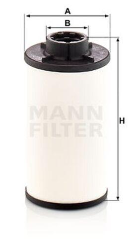 Automatikgetriebe MANN-FILTER H 6003 z Hydraulikfilter